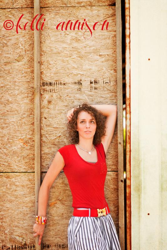 Tara Staton Workshop Senior Photo